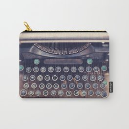 qwerty Carry-All Pouch