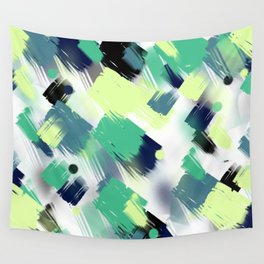Abstract pattern 153 Wall Tapestry