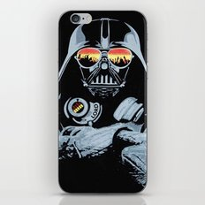 DJ Darth Vader iPhone & iPod Skin