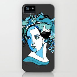 Fanny Mendelssohn Bartholdy Hensel German Pianist Female Woman Women Composer Music Musician Art Fem iPhone Case