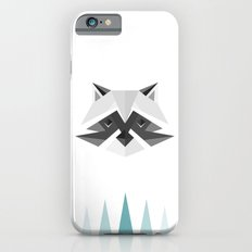 Geometric Racoon Slim Case iPhone 6