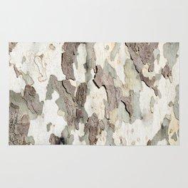 Bark Map Rug