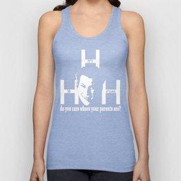 Happy Harry H@*%! Unisex Tank Top