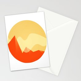 Simple Valley Stationery Cards