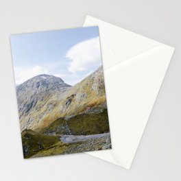 Lone Cabin Stationery Cards