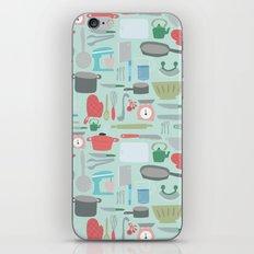 Kitchen Pattern iPhone & iPod Skin