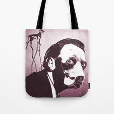 SalvaDog Dalí Tote Bag