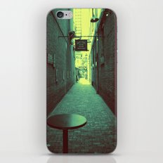 No Re Entry iPhone & iPod Skin