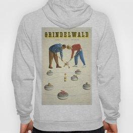 Vintage poster - Grindelwald Hoody
