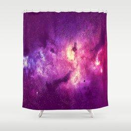 Galaxia Shower Curtain