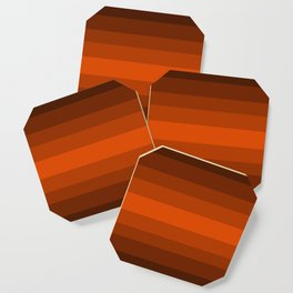 Sienna Spiced Orange - Color Therapy Coaster