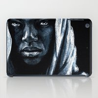 african iPad Cases featuring African by elenachukhriy