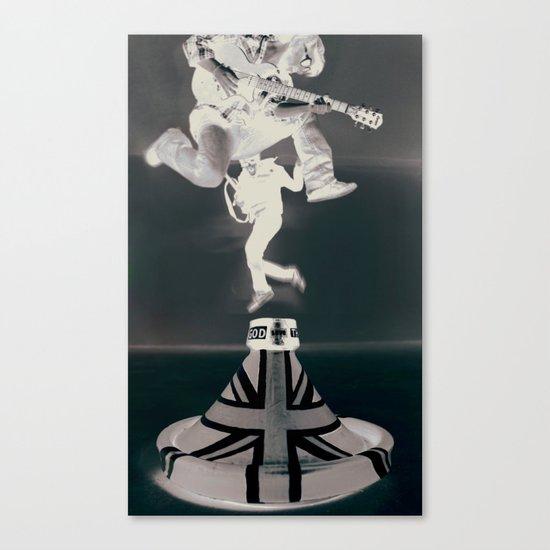 Jack's Jump Canvas Print