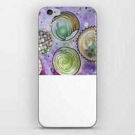 Out of whack iPhone Skin
