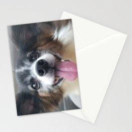 Happy Pup Stationery Cards