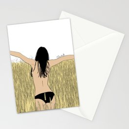 free of life Stationery Cards