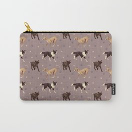 Rescue Dogs Pattern Carry-All Pouch