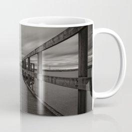 Chasewater Broadwalk Mono Coffee Mug