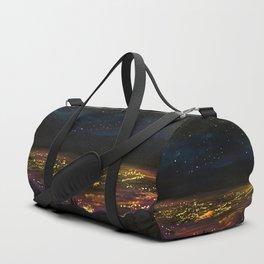 On The Edge Duffle Bag