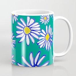Daisy Florals Coffee Mug