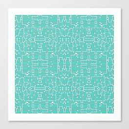 symmetry 6 Canvas Print