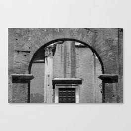 palimpsest Canvas Print