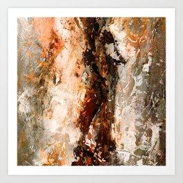Abstract D10 Art Print