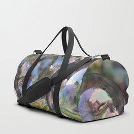 Flower bubbles Duffle Bag