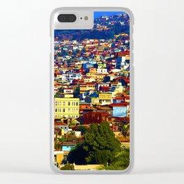 My Valparaiso Clear iPhone Case