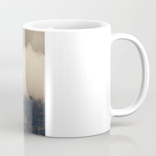 Mountains through the Fog Mug