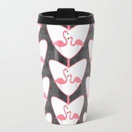 MCM Featherstone Flamingo Travel Mug