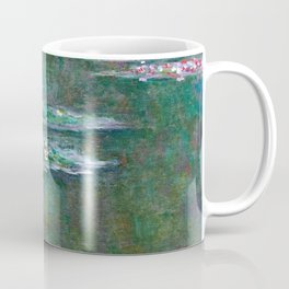 Water Lilies Claude Monet 1904 Coffee Mug