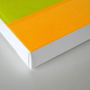 Chair Colors Canvas Print