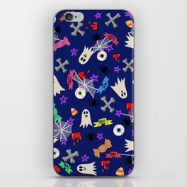 Maybe you're haunted iPhone Skin