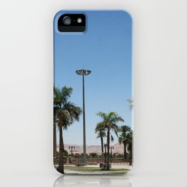Temple of Luxor, no. 21 iPhone Case