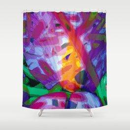 Hooks Shower Curtain