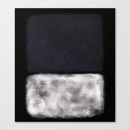 Rothko Inspired #11 Canvas Print
