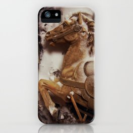 Winter Carnival iPhone Case