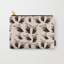Cute Owl Carry-All Pouch