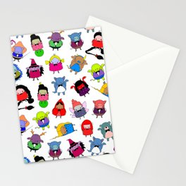 fairy tale peeps Stationery Cards