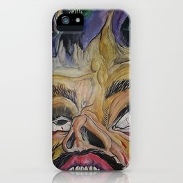 CAN YOU SEE THE LIGHT iPhone Case