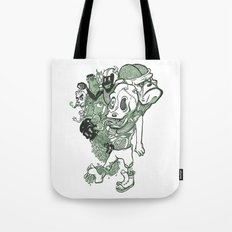 Necrophobia Tote Bag