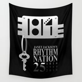 Rhythm Nation's 25th anniversary Wall Tapestry