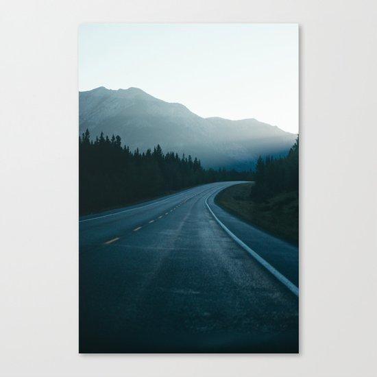 Kananaskis Country Canvas Print