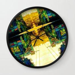 Muni Supernova Wall Clock