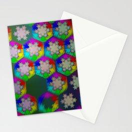 Koch Snowstorm Stationery Cards