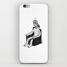 The Hypnowl Consultant iPhone Skin