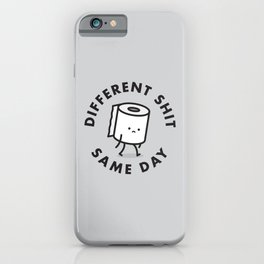 Same Old iPhone Case