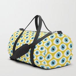 eye open Duffle Bag