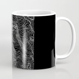 Spectral Lines Coffee Mug